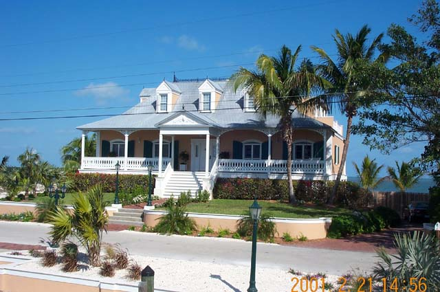 Key Largo waterfront home
