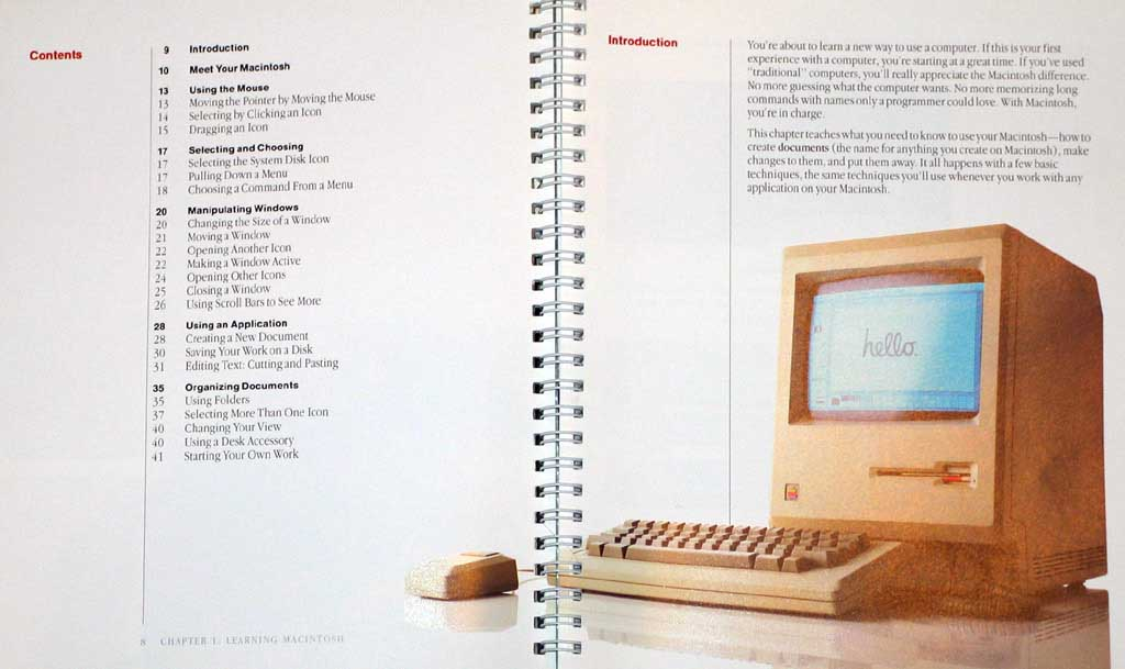 mac20th rh dkallen org original imac manual First Macintosh OS