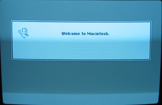 Welcome to Macintosh.  It is not called 'the Macintosh', but simply 'Macintosh'.
